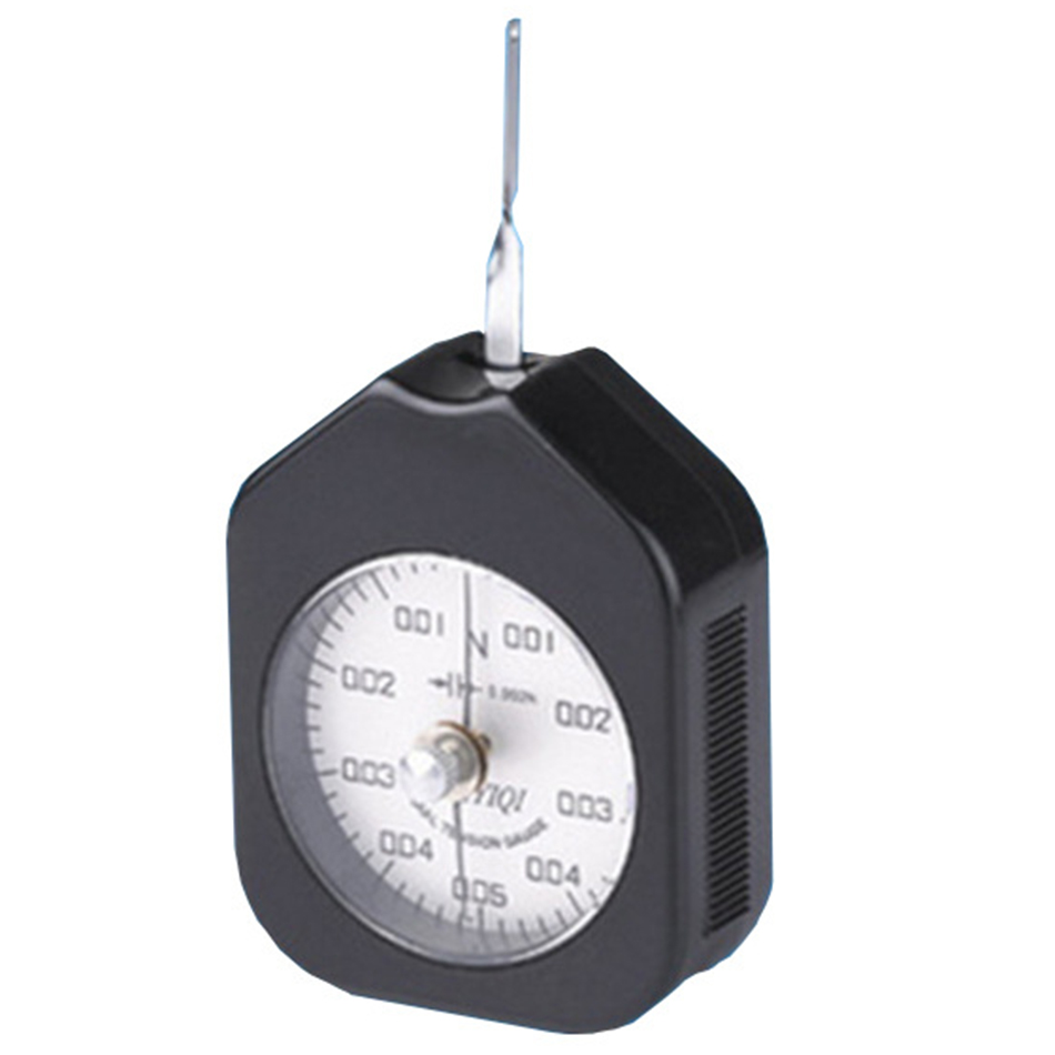 Hot Sale Professional ATG-50-2 Double Needle Tensiometer Aili Pointer Tension Dynamometer Tensometer Force Tester Meter Gauge dial tension gauge gram force meter single pointer 300 g