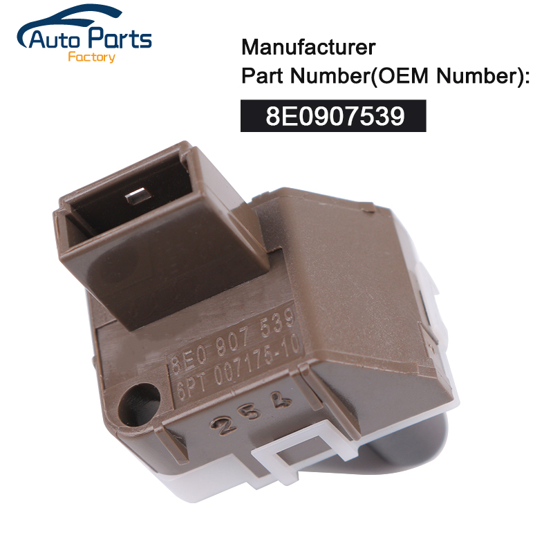 New Light Button Sensor For <font><b>Audi</b></font> A4 B6 2003/2001-2005 <font><b>2.5</b></font> <font><b>TDI</b></font> 8E0907539 image