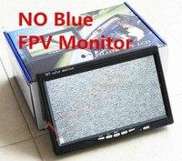 7 inch LCD TFT FPV 800 x 480 Monitor snow/No blue screen FPV Monitor Photography for Ground Station Phantom QAV250