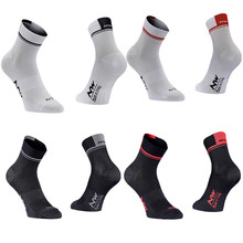 5 Color Summer Nylon Outdoor Sports Cycling Socks