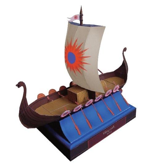 Online Buy Wholesale viking ship models from China viking