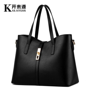 KLY 100% женские сумки из натуральной кожи 2019 новый пункт прилива MS женская сумка большая сумка простая сумка через плечо сумка