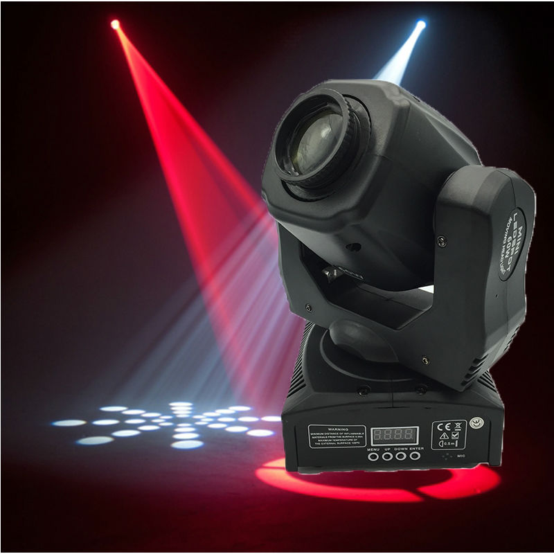 (1 pieces/lot) moving 60w LED Moving Head gobo Light led dmx 512 control mini dj diso moving heads 60w 1 pieces lot high quality 60w led moving head spot light led moving head beam dj equipment dmx512 china 60w gobo moving heads
