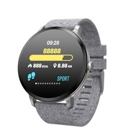 696 V11 Smart uhr IP67 wasserdicht Gehärtetes glas Aktivität Fitness tracker Heart rate monitor KREMPE Männer Frauen Smart band-in Smart Watches aus Verbraucherelektronik bei