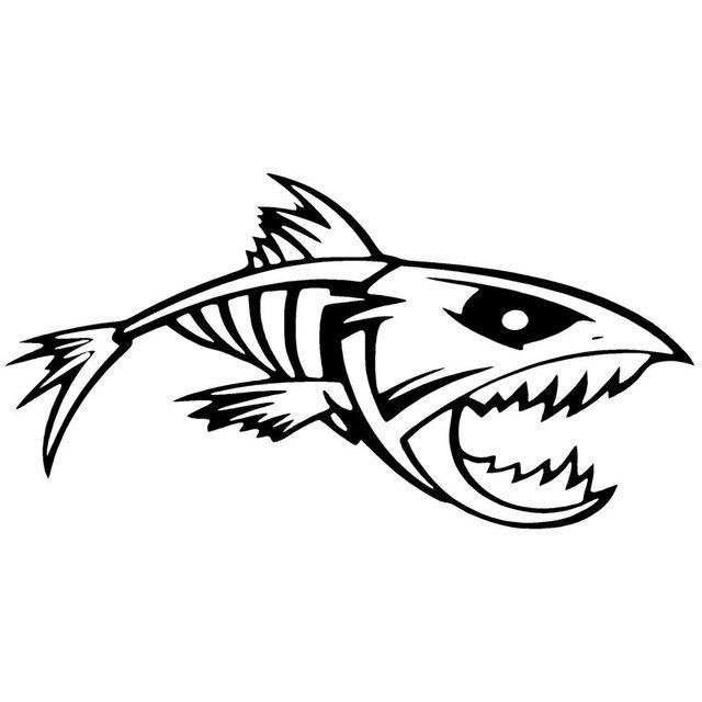 Aliexpresscom Comprar Dibujos animados Huesos de Pescado Espina