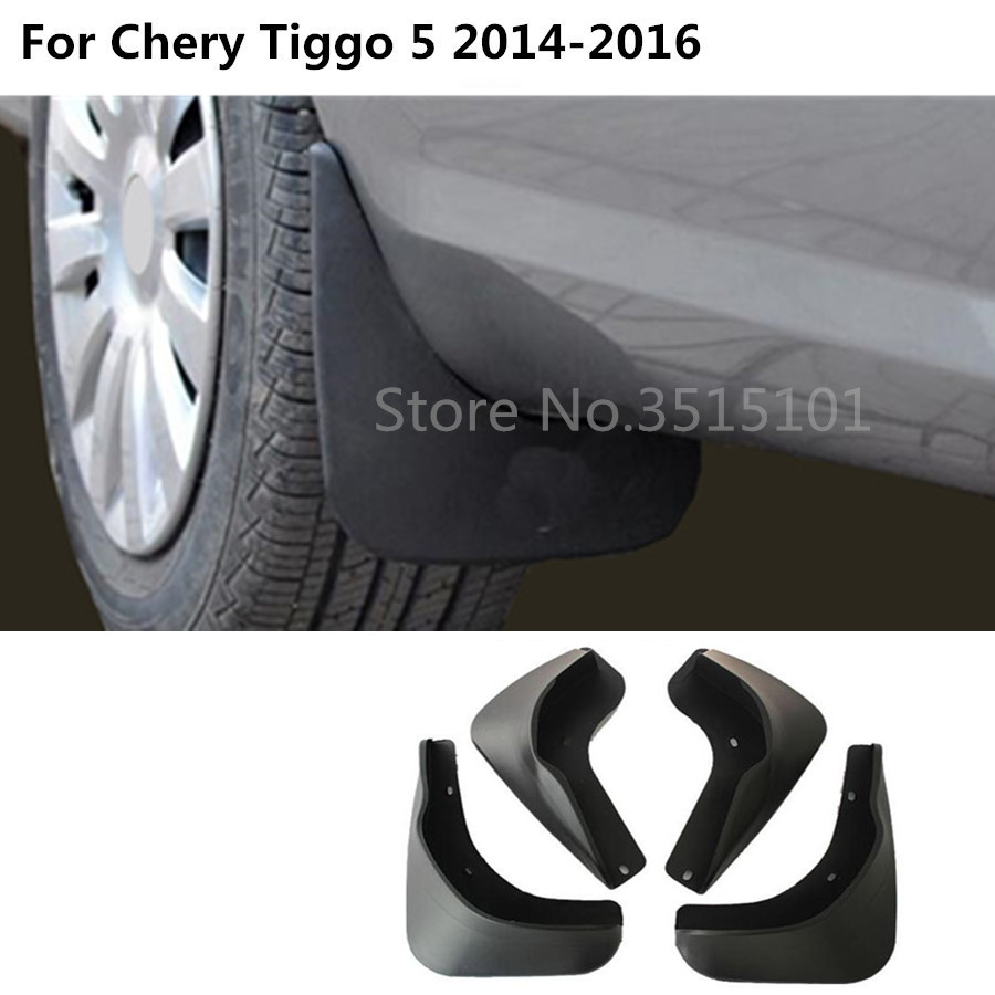 Car Cover Styling Plastic Fender Soft Mudguard Protection