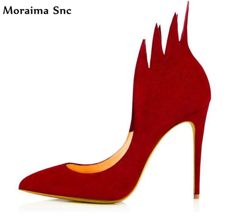 Llegada Pictures Señoras Zapatos on Moraima Decoración Patrón Snc Aguja as De Tacones As Vestido Ala Pictures Las En Punta Talón Slip Recién Sexy wBEUp