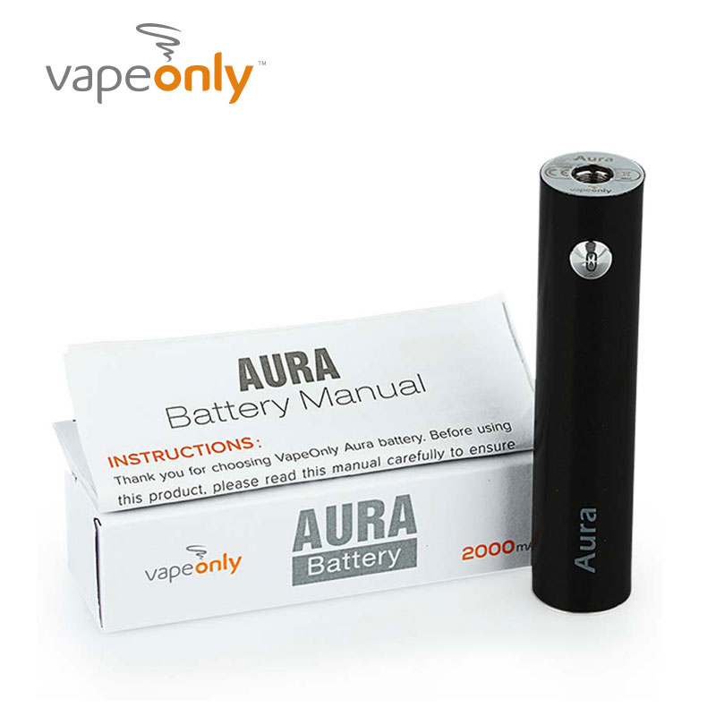 100% Original VapeOnly Aura Mini <font><b>Battery</b></font> 1450mAh for <font><b>510</b></font> Thread Tank Atomzier Long Last Time Lithium <font><b>Battery</b></font> ECig EGo Vape image