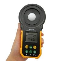 Portable Illuminometer High Precision Digital Brightness Tester MS6612 Luxmeter Lux Gauge Lightmeter