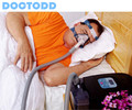Doctodd GI Auto CPAP APAP Breathing Machine Health Care APAP Ventilator Portable Ventilation Continuous Positive Airway Pressure