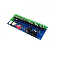 High Quality Easy 27CH Dmx512 Decoder Free Shipping