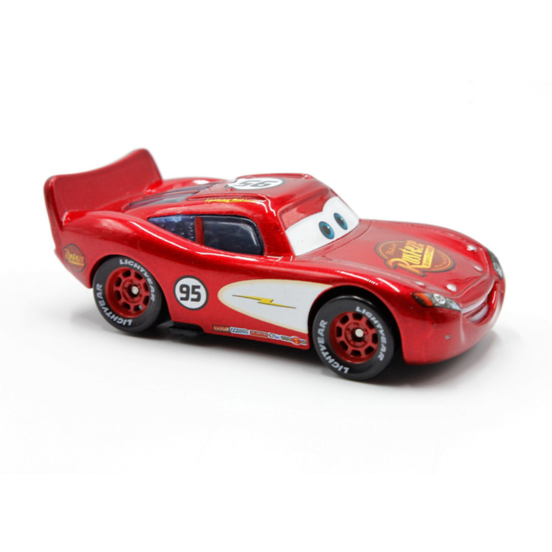 Cars 1 And 2 Toys : Disney pixar cars speed mcqueen scale diecast metal