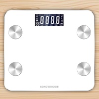 Fat Scale Chinese Display Body Fat Weighing