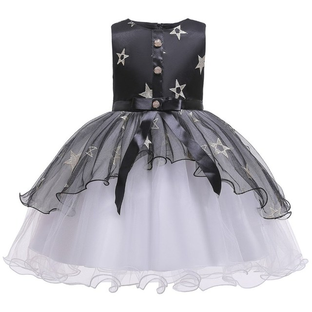 4bbe0dc3ce71 Αγορά Κορίτσια ' ρούχα | Baby Embroidered Formal Princess Dress for ...