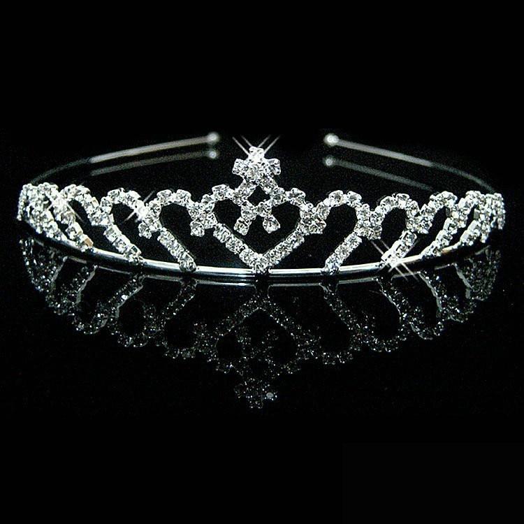 HTB164FjIFXXXXb7XFXXq6xXFXXX5 Bejeweled Pearl And Rhinestone Crystal Bridal/Prom/Cosplay Crown Tiara - 16 Styles