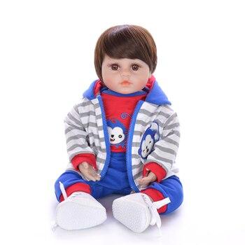 Кукла-младенец KEIUMI KUM18CB09-W03 3