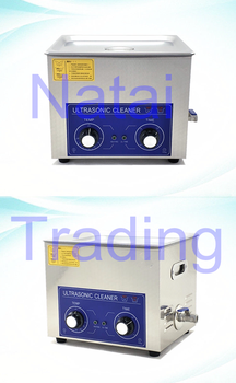 240W 10L diesel injector cleaning machine ultrasonic cleaner for common rail injector repair tool