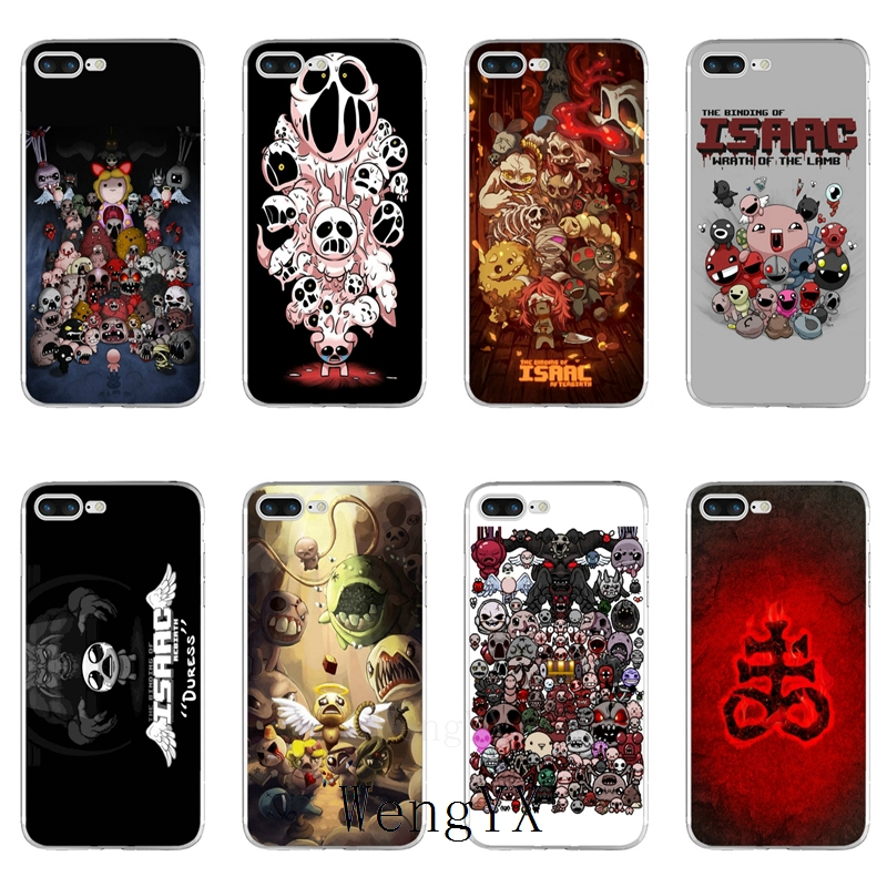 4b6373411089c2 Detail Feedback Questions about The Binding of Isaac Rebirth Game Slim  silicone TPU Soft phone case For Xiaomi Redmi 3 3s 4 4A 4x 5 plus pro Note  3 4 5 5A ...