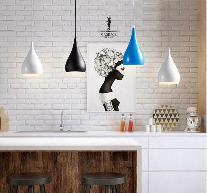 Modern Dining Room Pendant Light Colourful Bar Pendant Lamps Lighting  Diameter 16cm Height 29cm 4 ColoursOnline Get Cheap Dining Room Colours  Aliexpress com   Alibaba Group. Dining Room Pendant Height. Home Design Ideas