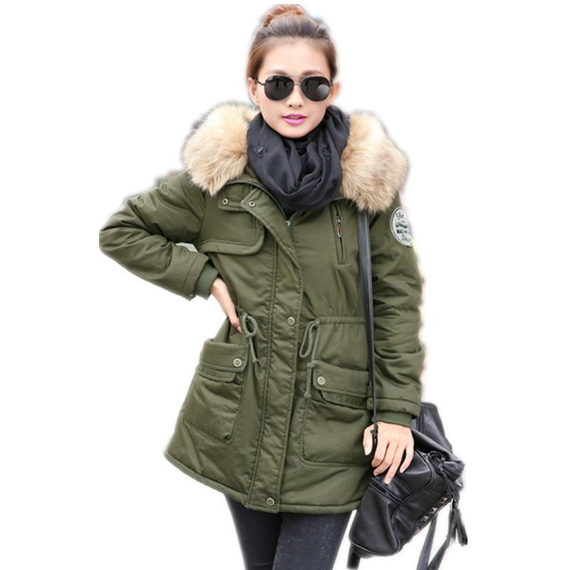 Online Get Cheap Womens Military Winter Coat -Aliexpress.com ...