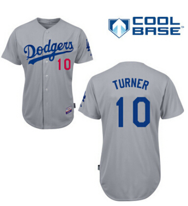 Stitched 5 Juan Uribe  10 Justin Turner jersey Los Angeles Dodgers jersey  authentic shirt Authentic Dodgers Jersey custom-in Baseball Jerseys from  Sports ... 56cf9686959