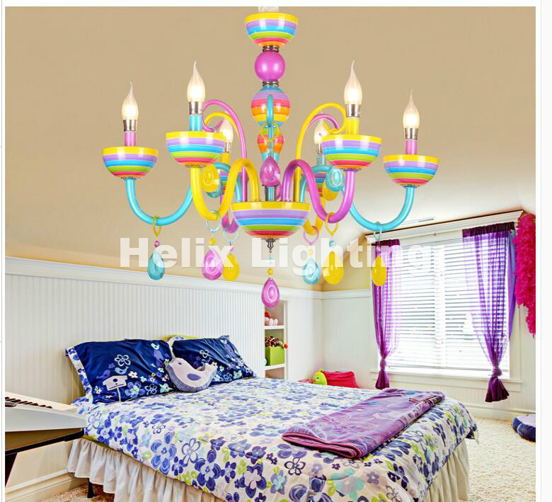 European children lighting multi colored chandelier restaurant european children lighting multi colored chandelier restaurant bedroom ac e14 led european style chandelier shopping mall lights in chandeliers from lights aloadofball Gallery
