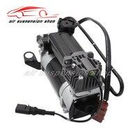 Air Suspension Compressor Pump for Audi A6 (C6 4F) Allroad 2007 2010 for Audi A6 (4F C6 S6 A6L Avant) 2004 2011 4F0616005E