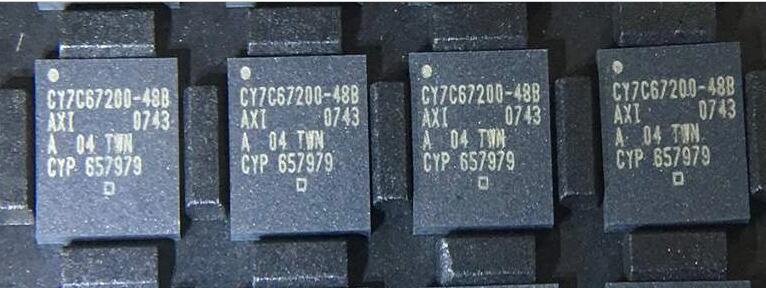 5pcs/lot  CY7C67200-48BAXI   CY7C672005pcs/lot  CY7C67200-48BAXI   CY7C67200