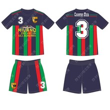 Professional Soccer  jerseys Sports clothing Sublimation Free shipping