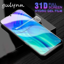 31D Hydrogel Protective Film For Huawei P20 P30 Lite Pro P Smart Plus Screen Protector On Honor 8X 20 10 20Pro 10Lite Cover