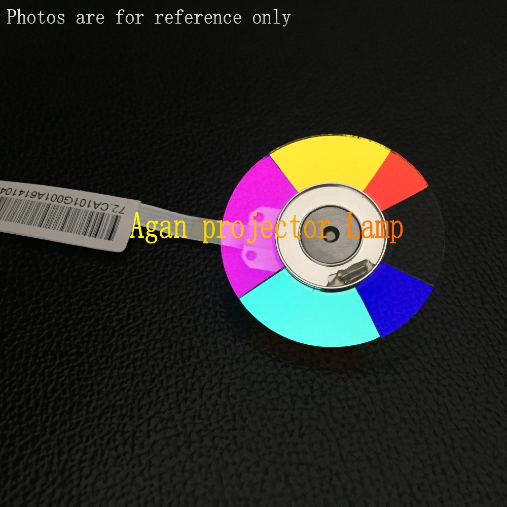 100% NEW Original Projector Color Wheel for Vivitek D5000 wheel color 100% new original projector color wheel for benq pe7700 pb7700 wheel color 50mm