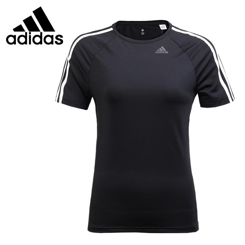 Original New Arrival 2017 Adidas Performance Women's T-shirts short sleeve Sportswear adidas original new arrival official neo women s knitted pants breathable elatstic waist sportswear bs4904