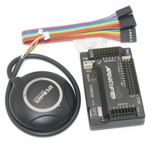 APM 2.8 ArduPilot Mega External Compass APM Flight Controller Built-in Compass with Ublox NEO-7M GPS for FPV RC Drone Aircraft
