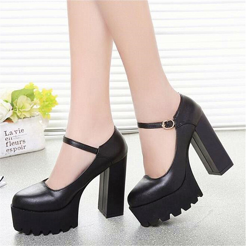 Popular Wide Platform Heels-Buy Cheap Wide Platform Heels lots ...