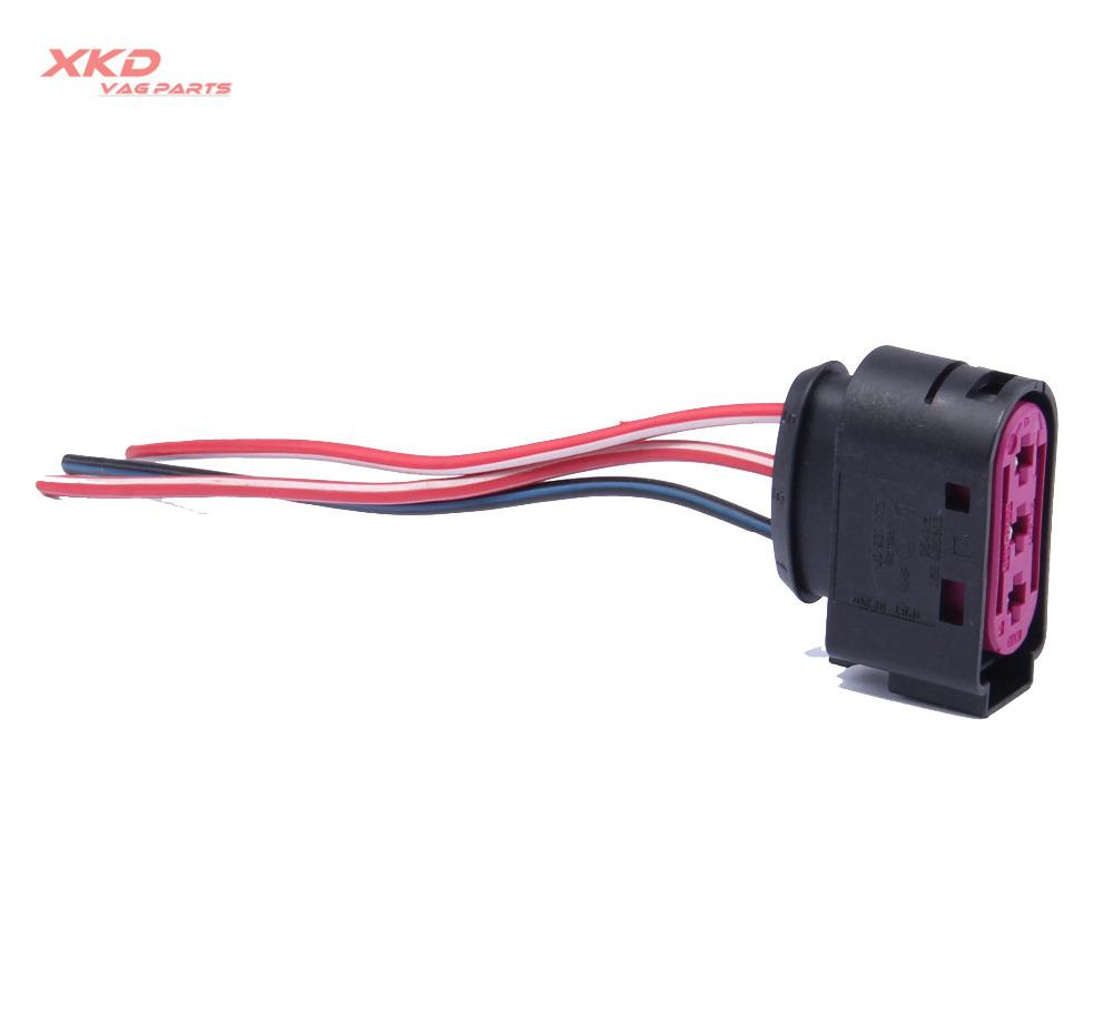 hight resolution of fuse box connector 3 pin plug fit for vw beetle bora jetta golf mk4 2000 f150