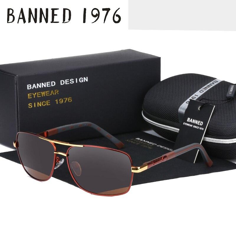 2017 Top Qualität Anti Glare Hd Polarisierte Männer Neue Sonnenbrille Marke Gafas Oculos De Sol Metall Klassische Sonnenbrille Entlastung Von Hitze Und Sonnenstich