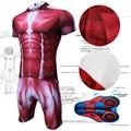 IRONANT Muscle Suit Велоспорт Джерси наборы с коротким рукавом летняя одежда для велоспорта Одежда для велоспорта с v-образным вырезом красная велос...
