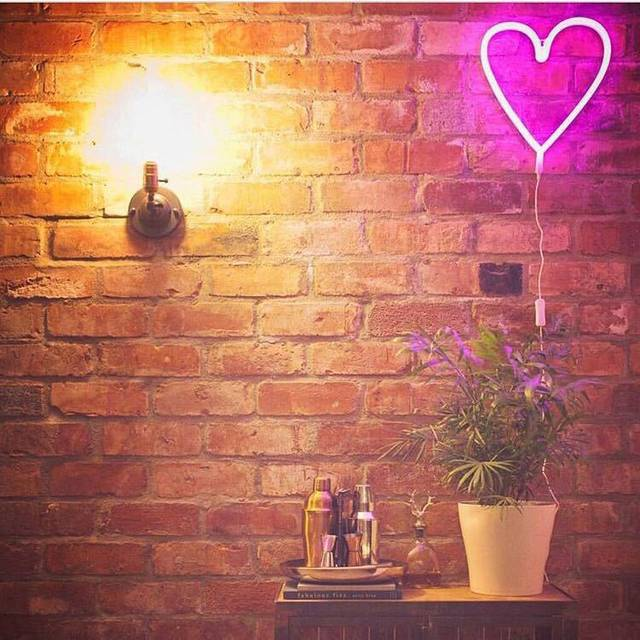 New Usb Wall Neon Lights For Rooms Home Decoration Party Baby Bedroom Kids Room Nordic Night Sign Wedding