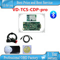 10pcs/lot DHL V3.0 PCB full chip VD tcs cdp pro plus new vci with bluetooth cdp pro mvd with NEC multidiag software can choose