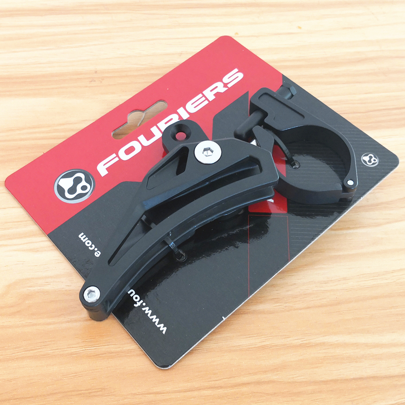 Carbon Fiber Road Bike Bicycle Chain Guide Stabilizer Anti Drop Tool 93mm 4g