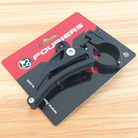 FOURIERS Bicycle Guide Chain Tensioner Single disc Steady Guide MTB Bike Guide Chain Drop Catcher Bicycle Chain Protector