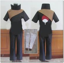 Наруто : окончательный ниндзя шторм революция учиха Shisui косплей костюм