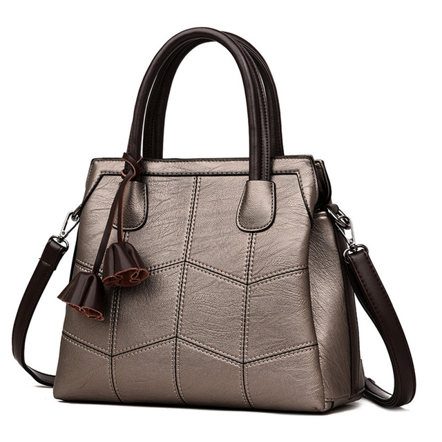 Luxury Handbags For Women | Soft Leather Shoulder Bag For Girls
