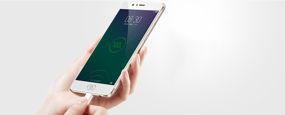 Nubia M2 quick charge
