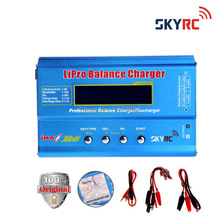 100 Original SKYRC IMax B6 With T Plug Digital LCD Lipo NiMh Battery Balance Charger 2s