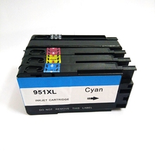 Compatible Ink Cartridge For HP 950XL Black 951XL Cyan Magenta Yellow Ink For Officejet Pro 8600 Plus e-AIO цена в Москве и Питере
