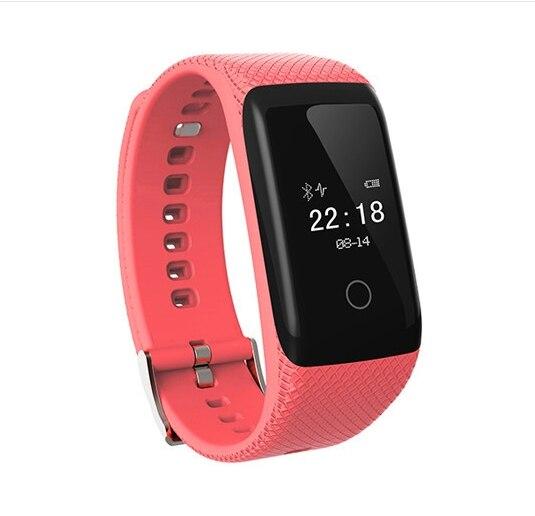 2016 Bluetooth font b Smart b font Band Heart Rate Monitor font b Smart b font