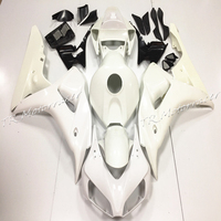 ABS Unpainted White Injection Fairing Bodywork Kit For Honda CBR1000RR 2006 2007 Motorcycle Accessories