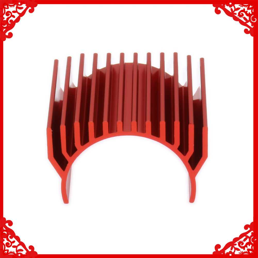 Alloy RC <font><b>540</b></font> 550 <font><b>Motor</b></font> Heatsink Install 40*40mm Cooling <font><b>Fan</b></font> For Rc Hobby Model Car 1:10 Hsp Arrma Axial Traxxas N10250 RCAWD image