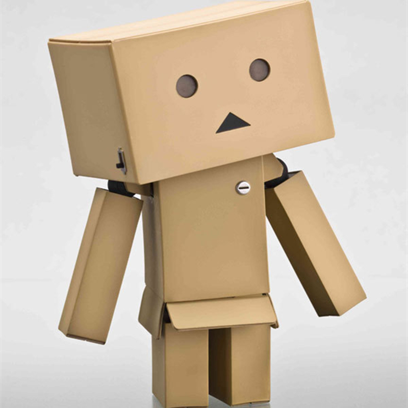 Kawaii Yotsuba Danboard Action Figure Toys 8CM PVC Anime Collectible Model Dolls 7 Styles Minifigures Toy for Kids/Adults Gift neca planet of the apes gorilla soldier pvc action figure collectible toy 8 20cm